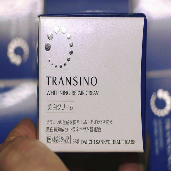 ransino Whitening Repair Cream