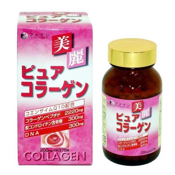 pure collagen nhật bản 22