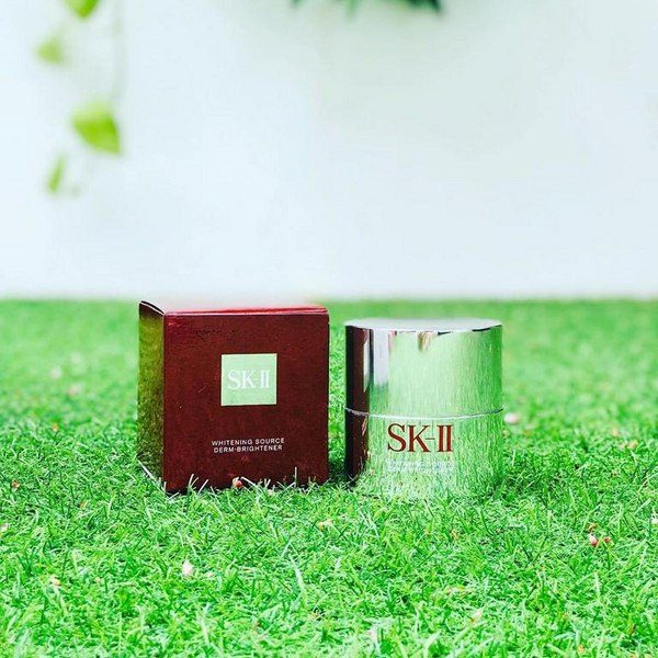 Whitening source derm brightener sk ii