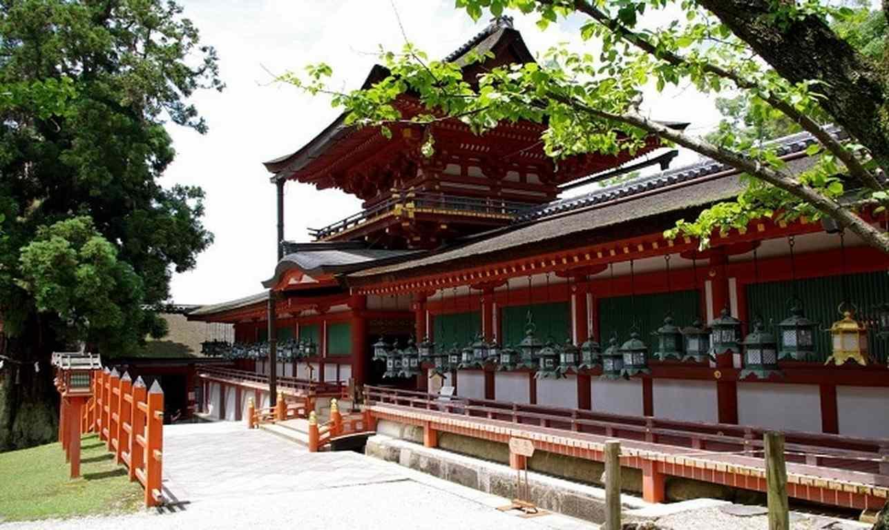Cụm di tích cố đô Nara