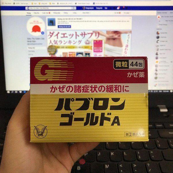 thuốc cảm cúm Pabrons review1