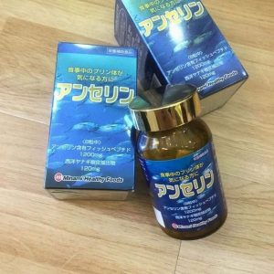 Thuốc trị bệnh gout Anserine Minami Nhật Bản