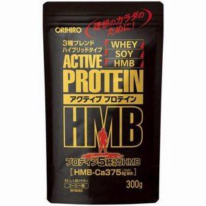 HMB protein active Orihiro tăng cường cơ bắp1