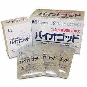 Chiết xuất nấm Tamogi BIO GOD Nhật Bản dạng bột nhật bản