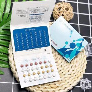 Viên uống tránh thai hàng ngày Nhật Bản Triquilar Bayer 28 viên