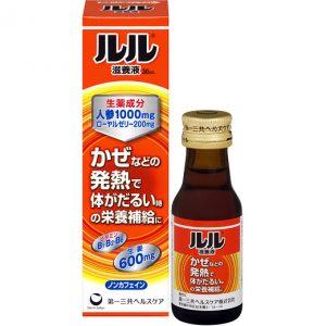 nước uống bổ sung dinh dưỡng Lulu