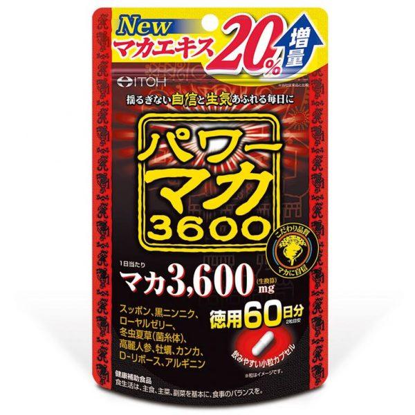 viên uống maka tăng cường sinh lực 3600 ITOH