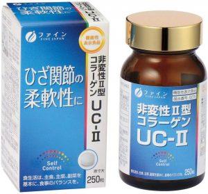 Viên uống bổ sung Collagen cho khớp gối UC-II Fine.2jpg