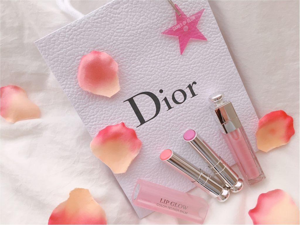 Son dưỡng có màu Dior Holo Pink 10 (Copy)