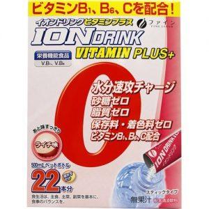 Bột bù ion khoáng vị vải Fine Japan 22 gói