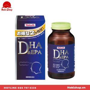 Thuốc bổ não DHA - EPA Yakult Nhật Bản