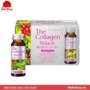 Nước uống đẹp da The Collagen Relacle Shiseido Nhật Bản