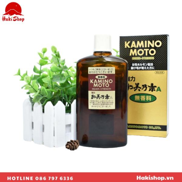 Tinh dầu mọc tóc Kaminomoto 200ml (3)