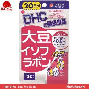 Viên uống mầm đậu nành DHC Nhật Bản (1)