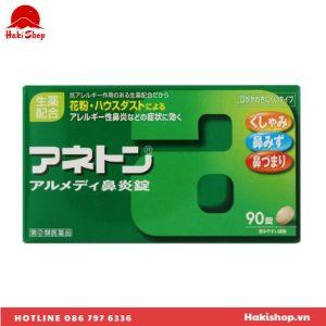 Viên uống trị xoang Aneton Takeda Nhật Bản
