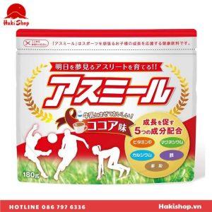 sữa tăng chiều cao Asumiru Ichiban Boshi (3)