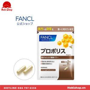 viên uống keo ong Fancl (1)