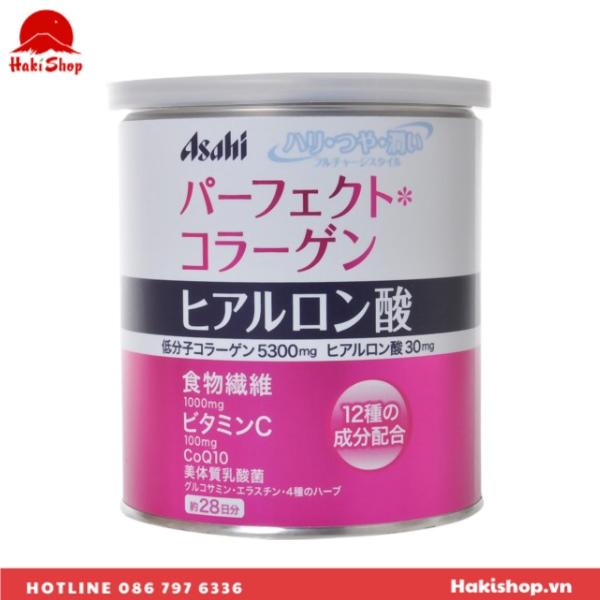Collagen asahi dạng bột