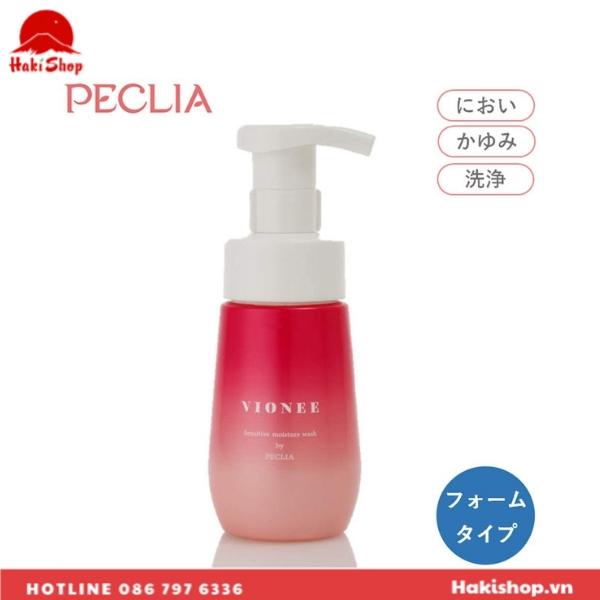 Dung dịch vệ sinh phụ nữ VIONEE Peclia Nhật Bản (6)