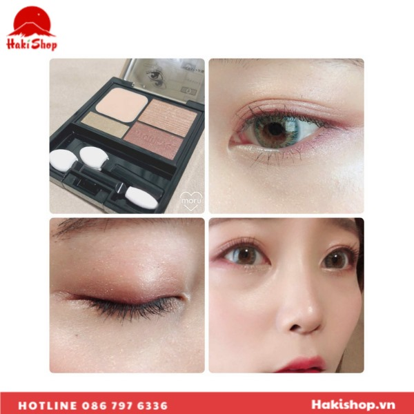 Phấn mắt Shiseido maquillage True Eye Shadow (4)
