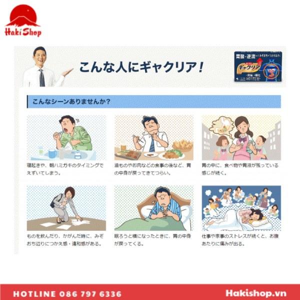trị đau dạ dày Gya Kobayashi
