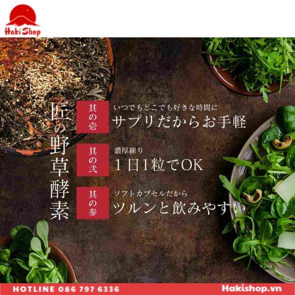 Enzyme rau cu Seedcom Takumi no yasokoso (6)