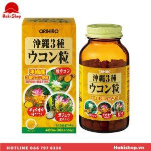 vien nghe 3 mua Okinawa Orihiro