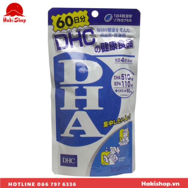 vien uong bo sung DHA DHC Nhat Ban