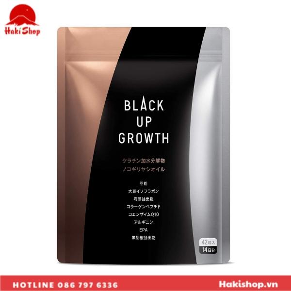 vien uong moc toc den Black Up Growth