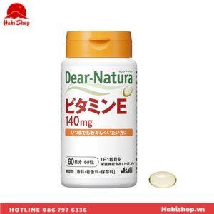 vien uong bo sung vitamin e dear natura