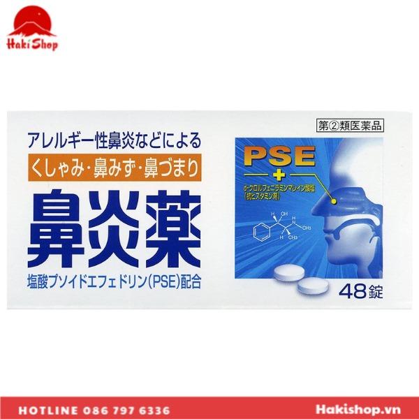 vien uong dieu tri viem xoang Kunihiro PSE (9)