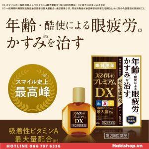 Nhỏ mắt Lion DX màu vàng (5)